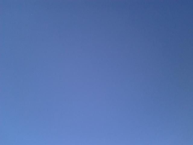 June 4 sky