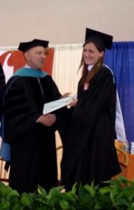 Roxanne graduation