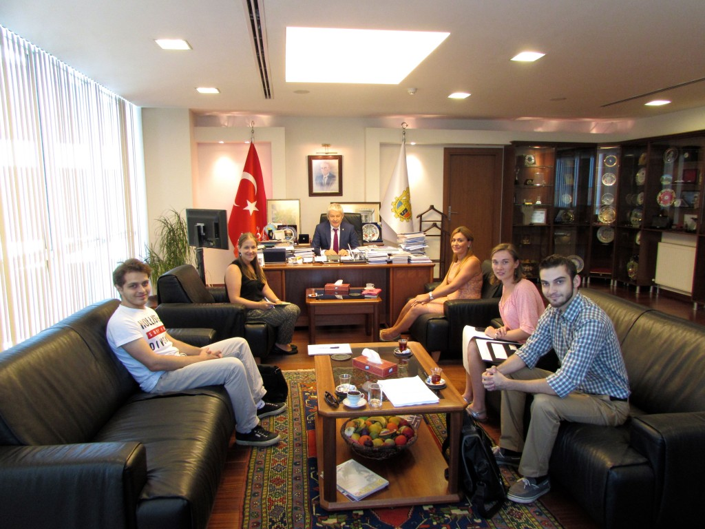 Turkey team, 2