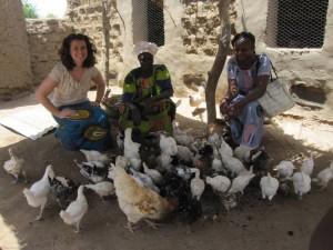 Julia Leis, Burkina Faso