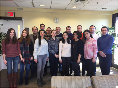 Armenian students join the community – Admissions Blog