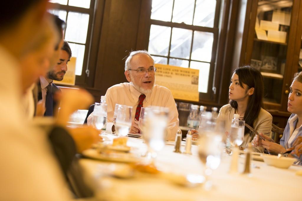 Photo credit: Matt Teuten for Tufts University