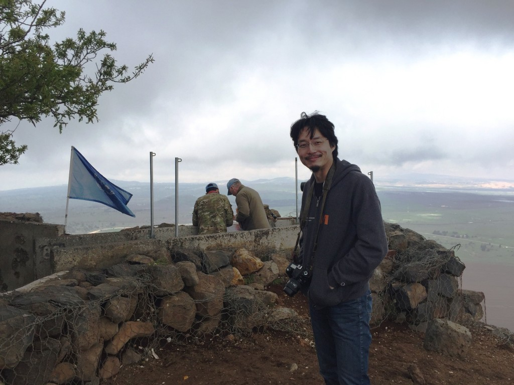 Tatsuo, Golan 2