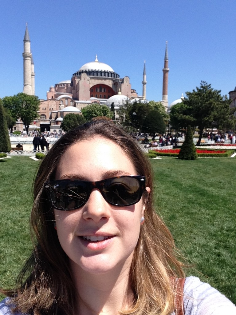 Diane in Turkey