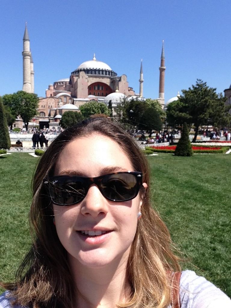 Diane in Turkey