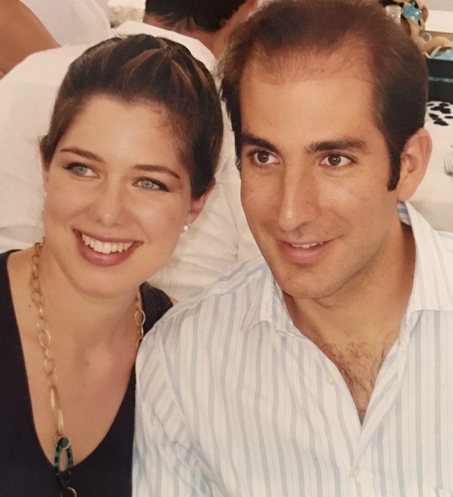 Ana and Gerardo