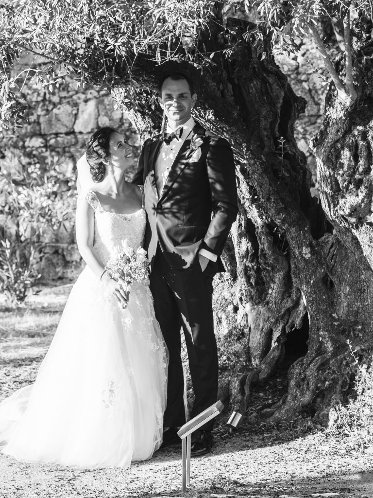 Filipa and Chris - Olive tree