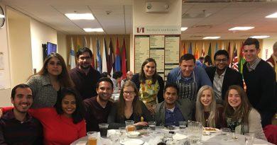 faculty staff dinner