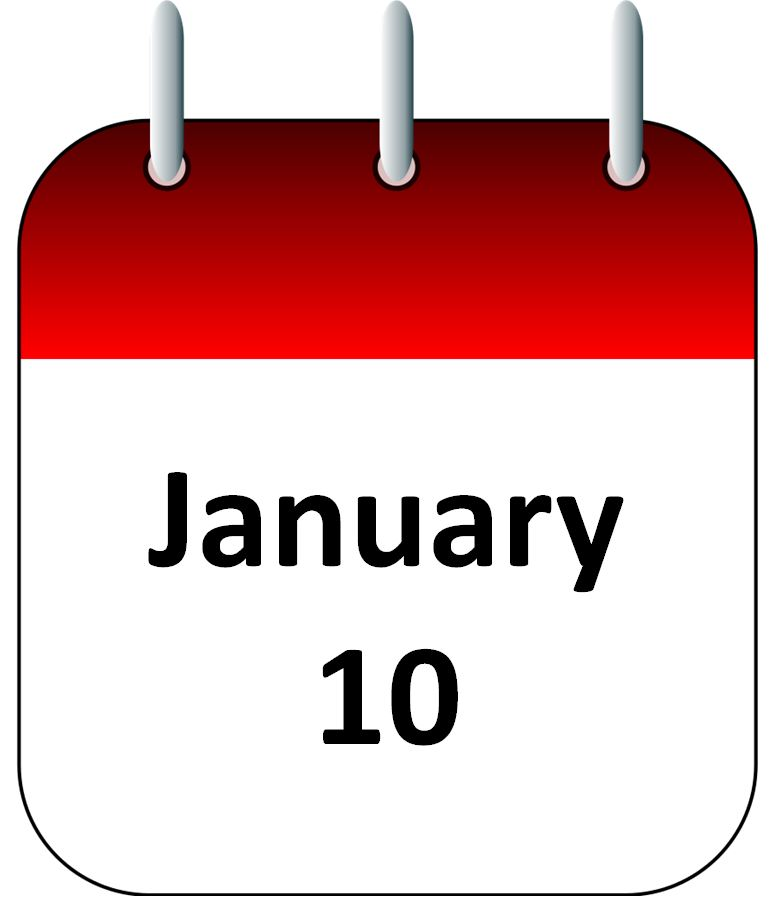 January 10