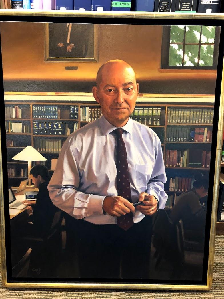 Dean James Stavridis portrait