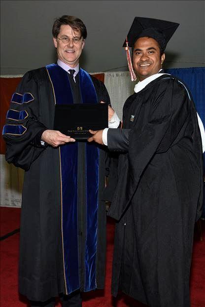 Akshobh and Dean Johnstone