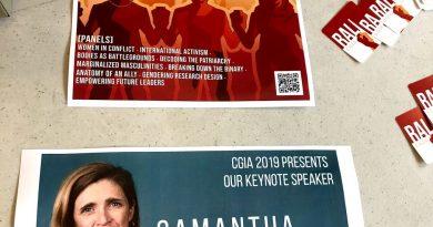 gender conference flyers
