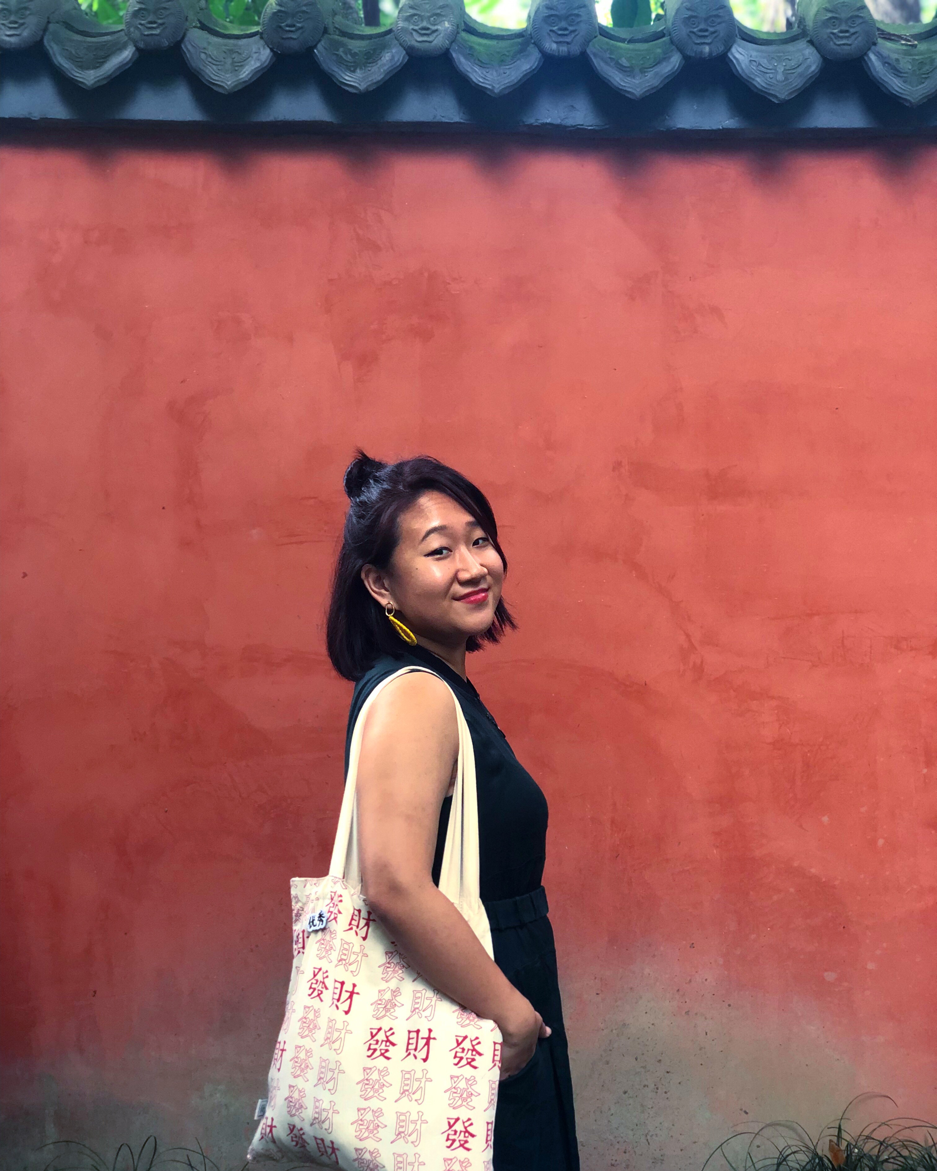 MALD student Victoria