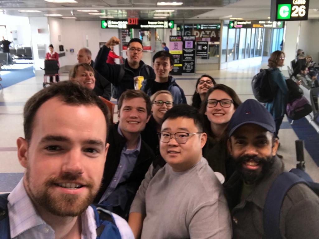 Fletcher students head to the Quantico Leadership Venture