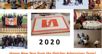 2020 New Year collage