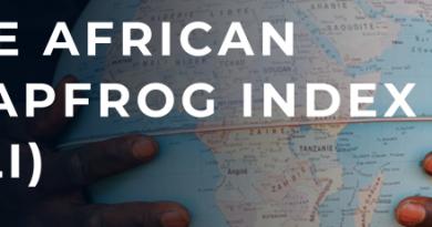 African Leapfrog Index logo