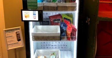 Fresh Fridge vending machine