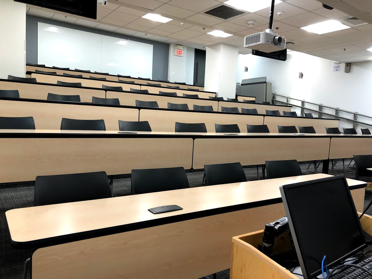 Cabot classroom