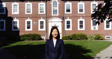Kanako at Blakeley Hall