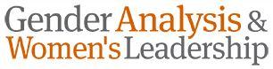 Gender Analysis logo