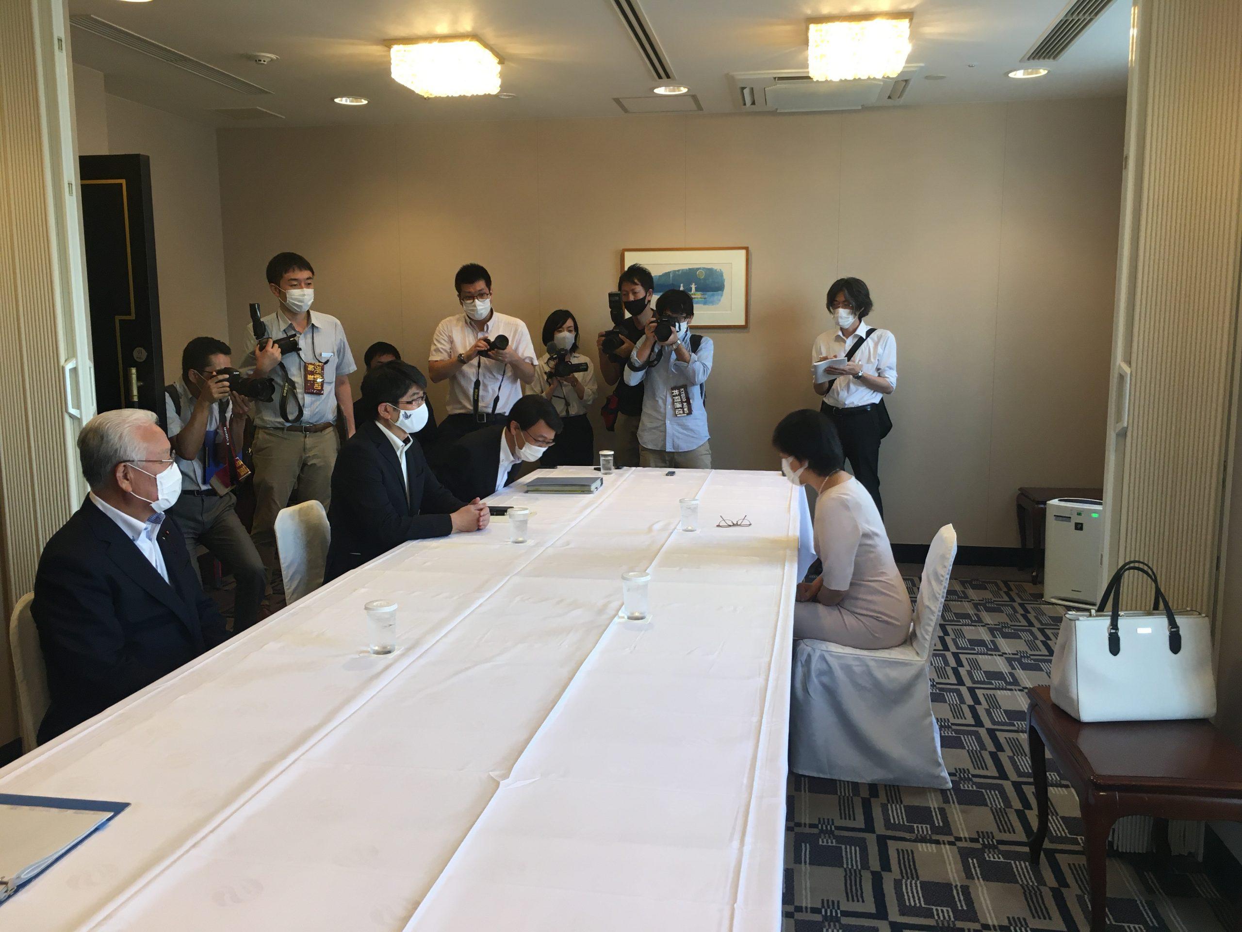 Kanako's internship