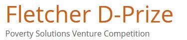 D-Prize logo
