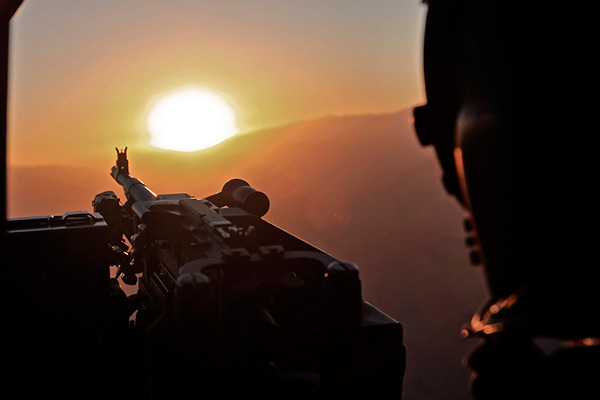 Logar Province, Afghanistan. Photo: U.S. Army