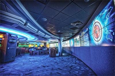 National Security Operations Center (NSOC). Photo: Wikipedia
