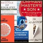 Dean Stavridis' Top 2013 Books