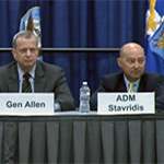 US Naval Institute's WEST 2014 conference