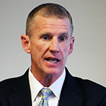 Retired General Stanley McChrystal