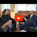 Dean's Video Update: March 2014: Interview with Associate Professor Kelly Sims Gallagher