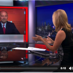 Admiral James Stavridis appears on BBC's World News America, July 21, 2015.