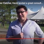 """Why Fletcher?"" After Fletcher, David landed a great consulting job… here's why he turned it down"