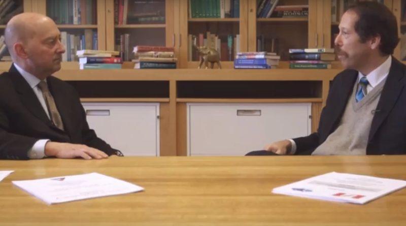 Science Diplomacy: Dean Stavridis Interview with Professor Paul Berkman