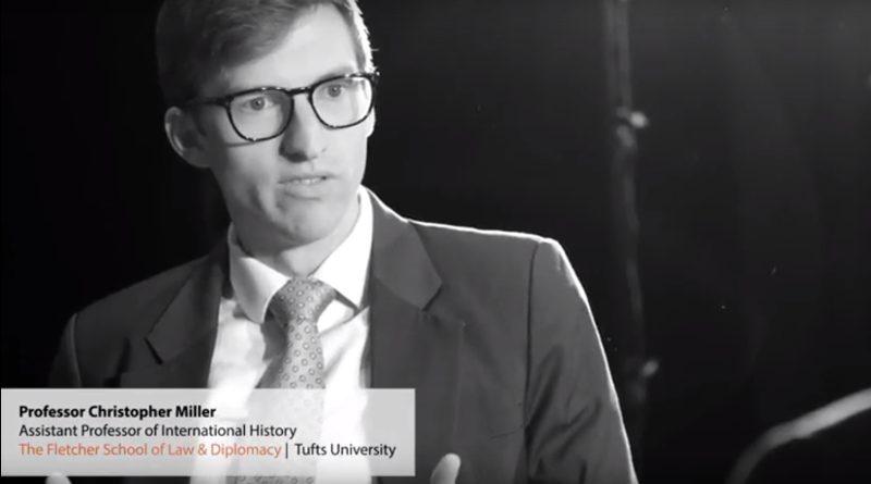 Fletcher In Focus: Professor Chris Miller on U.S.-Russian Relations