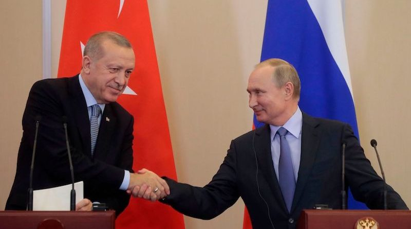 Professor Chris Miller on Why Putin and Erdogan's Deal for Syria Can't Last