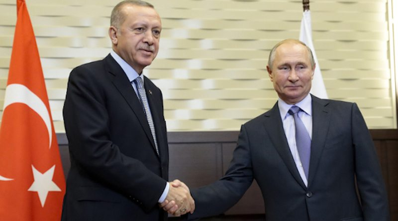 Professor Chris Miller Interviewed on Why Russia Is the New Middle East Power Broker