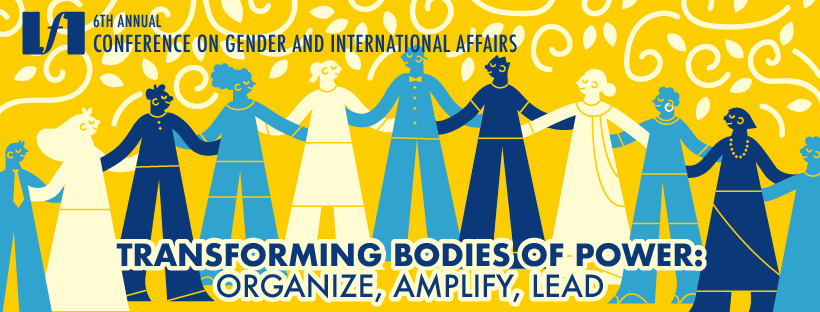 6th Annual Conference on Gender and International Affairs
