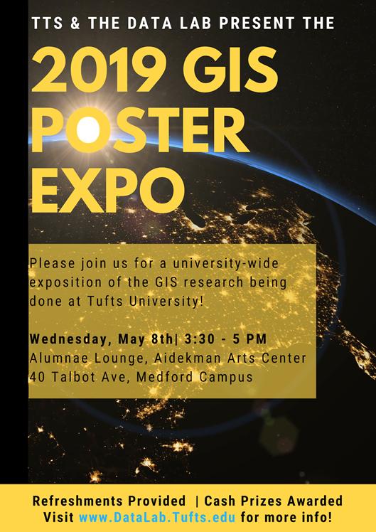 GIS@Tufts | Tufts GIS Poster Expo