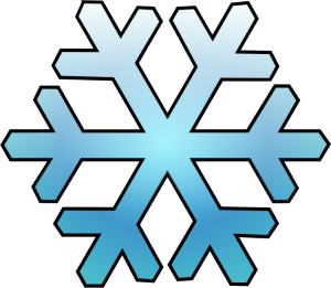 Snowflake by bocian 10.03.2010 (OpenClipArt)