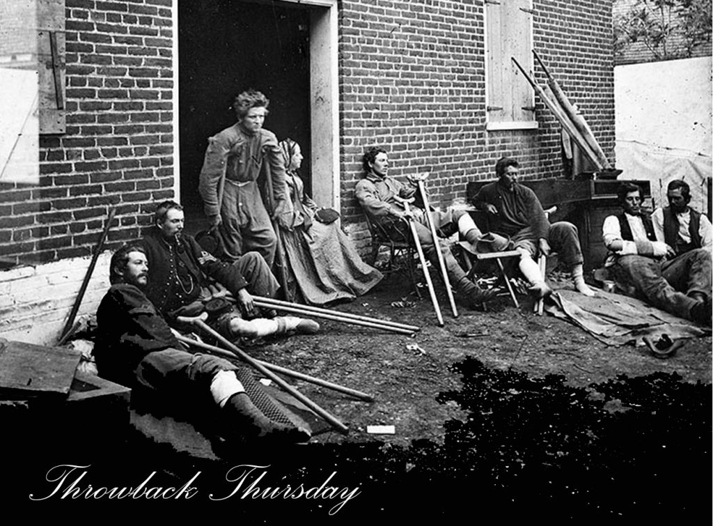 ThrowbackThursdays- civil war
