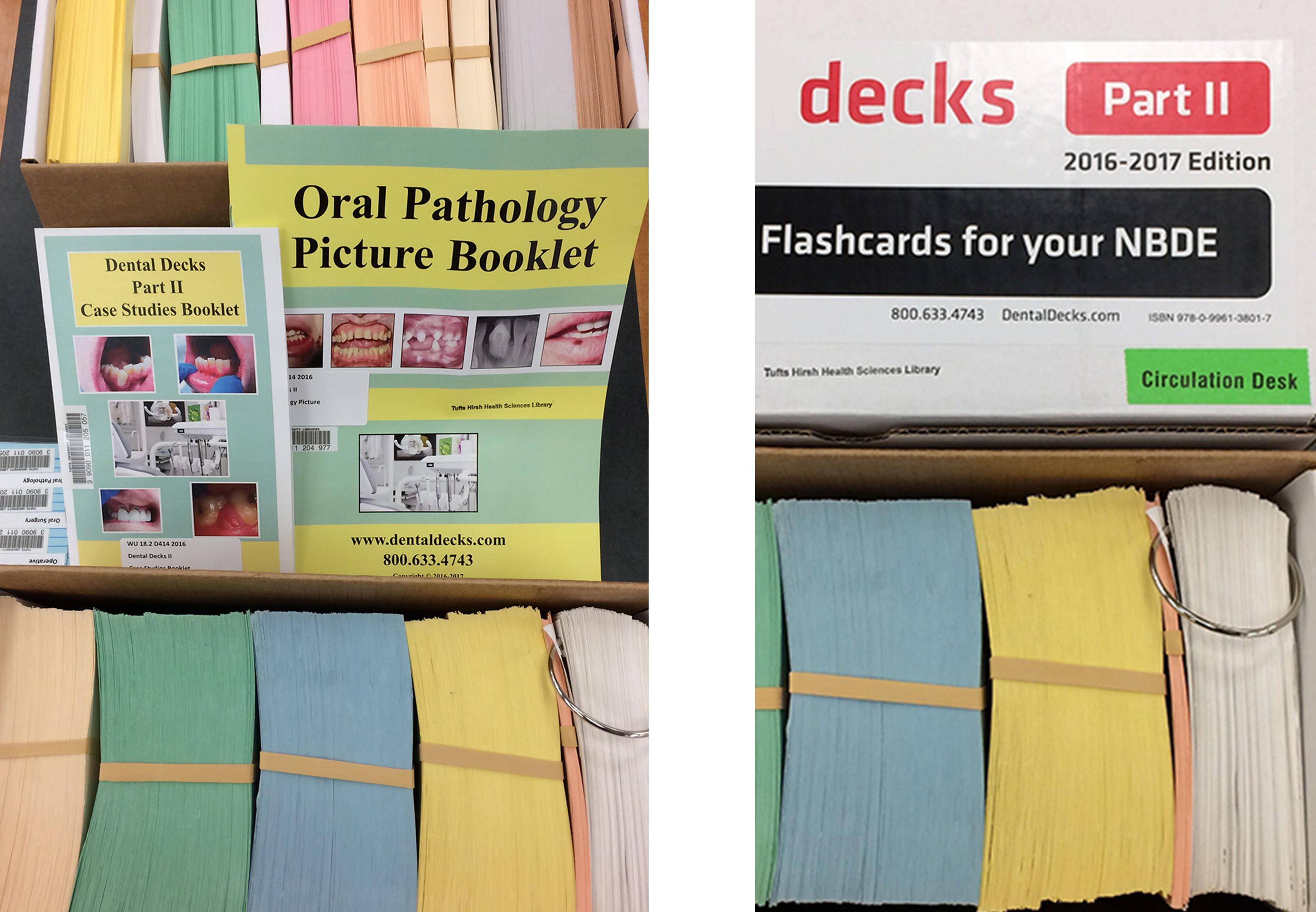 Dental Decks! | What's New @ HHSL