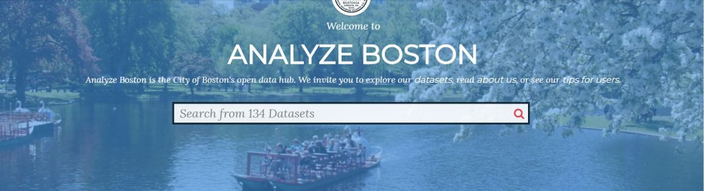 Analyze Boston