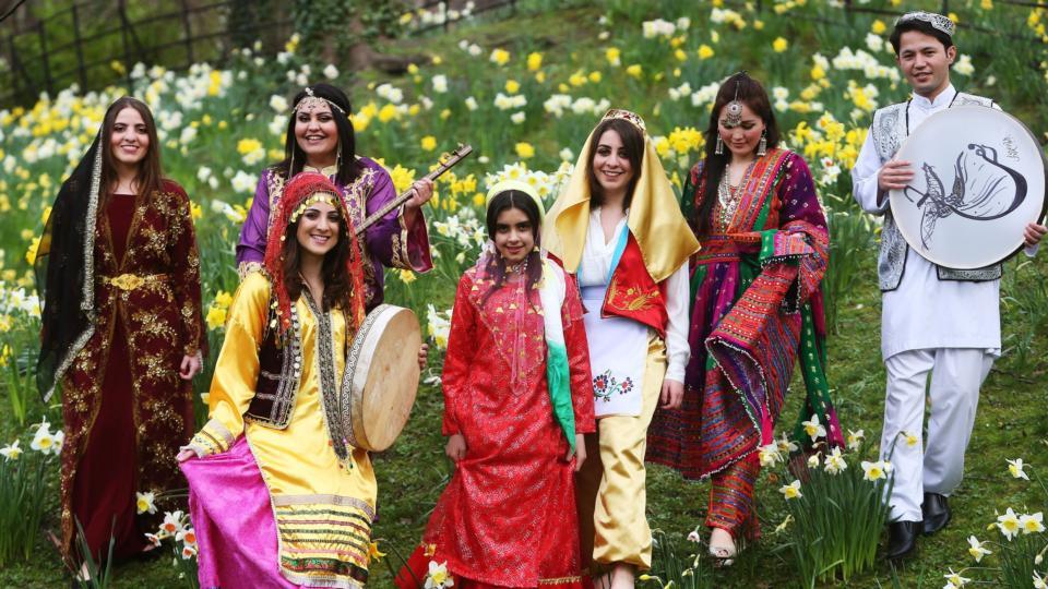 Noruz celebration