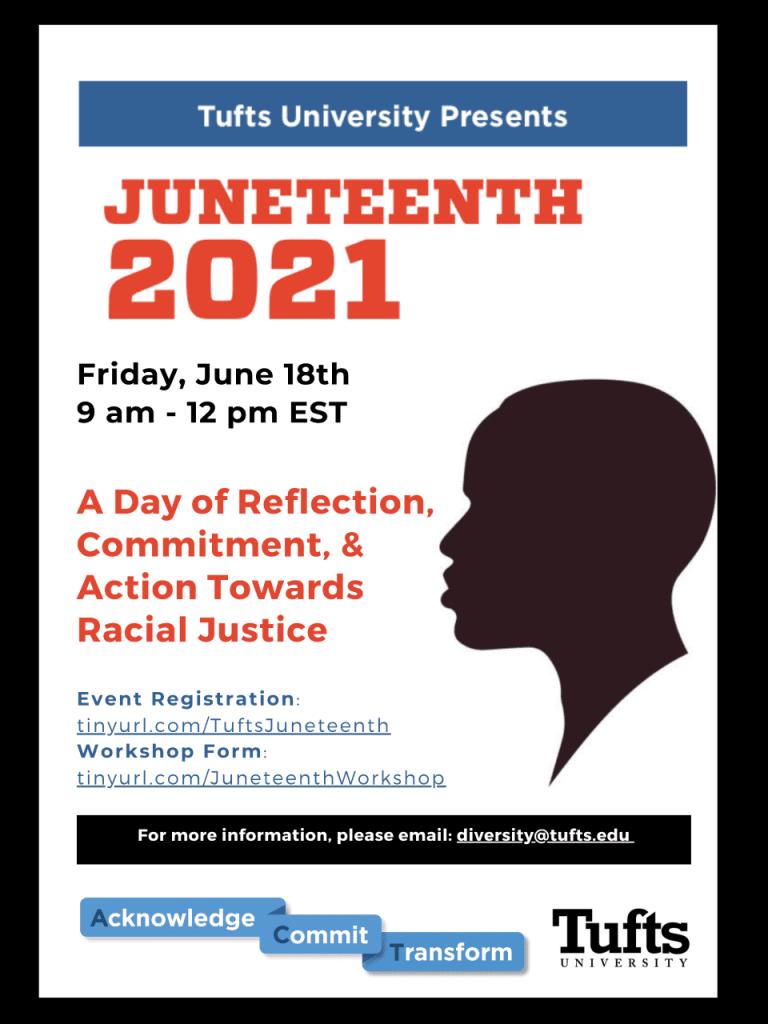 Juneteenth 2021 Poster