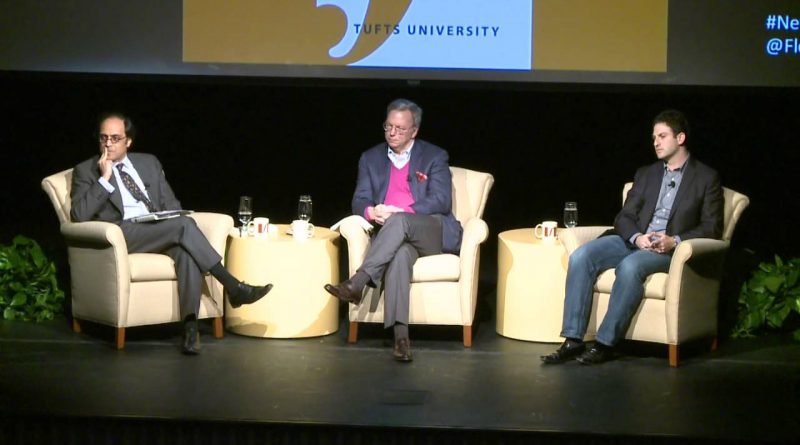 """Google's Eric Schmidt and Jared Cohen on """"The New Digital Age"""""""