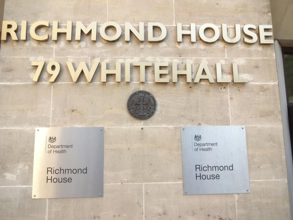 UK Department of Health Headquarters