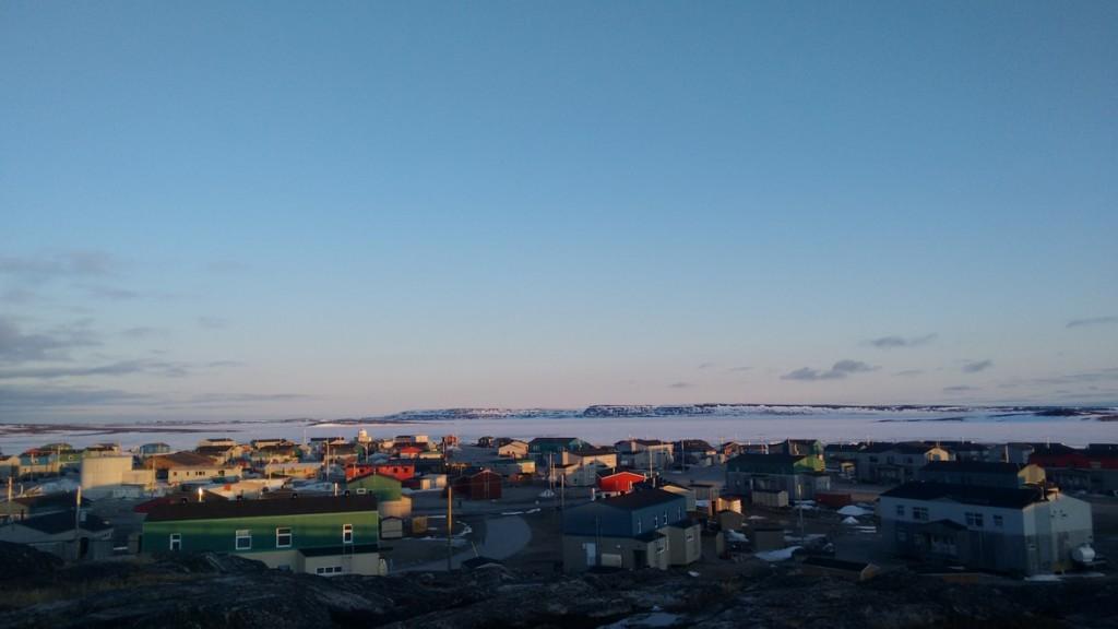 Nunavik skyline
