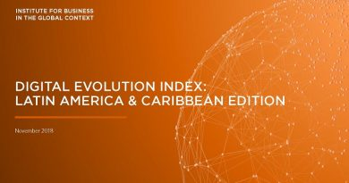 Digital Evolution Index: Latin American & the Caribbean